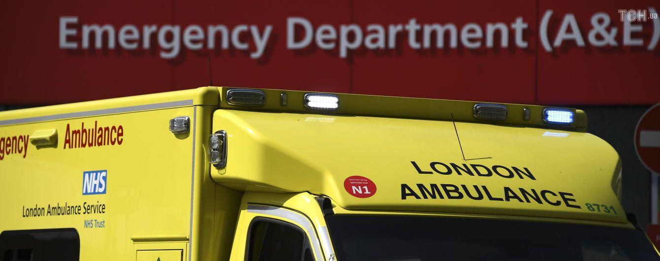 Кількість померлих від коронавірусу в Британії перевищила 10 000 людей: за добу додалось 710 жертв