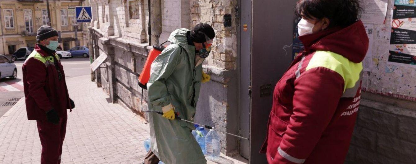 У Києві вже понад три тисячі випадків коронавірусу: спалах зафіксували в жіночому монастирі