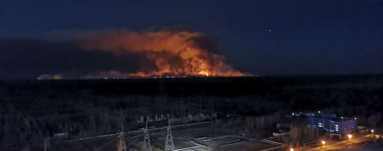 На лівому березі Прип'яті жодних загорянь немає – Держагентство з управління зоною відчуження