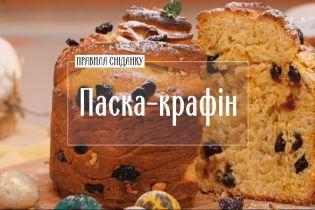 Готовим кулич-краффин — Правила завтрака