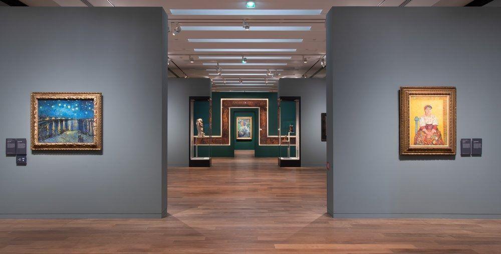Музей Д'Орсе, Париж