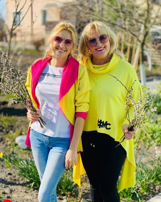 Ірина Федишин показала свою маму, на яку схожа як дві краплі