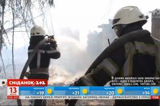 Пожар в зоне отчуждения: существует ли экологическая угроза для украинцев