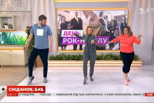 Как делать зарядку в стиле рок-н-ролл — советы фитнес-тренера Ксении Литвиновой