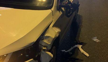 В Киеве автомобиль полиции насмерть сбил пешехода: делом занялось ГБР
