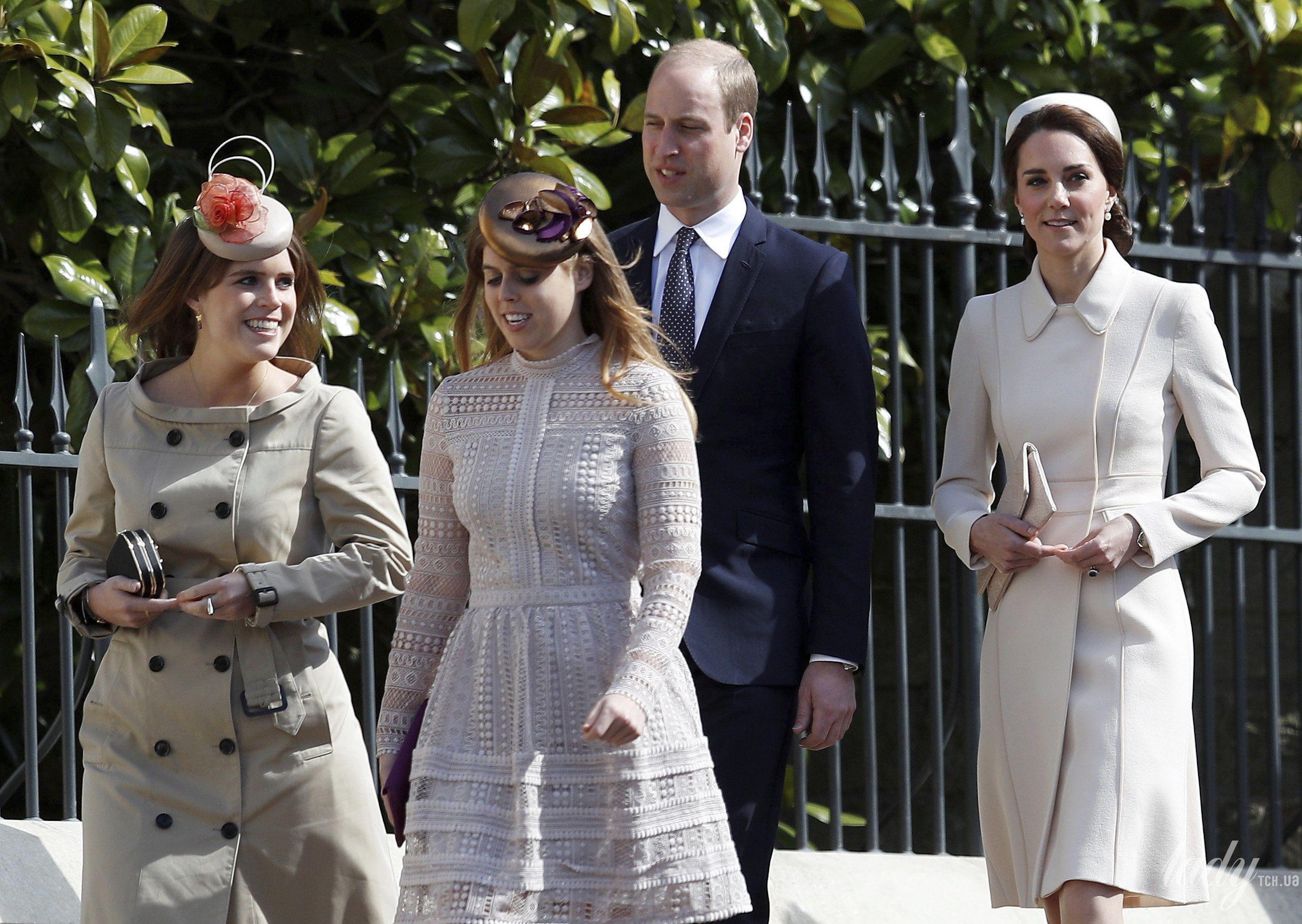 Герцог и герцогиня Кембриджские_2