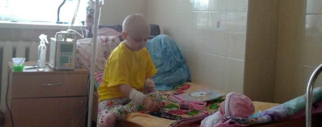 Боец ООС умоляет спасти жизнь своей 4-летней дочери Карины