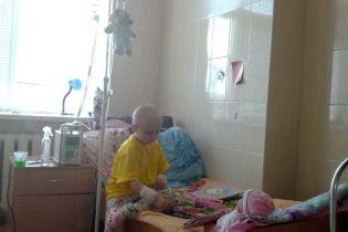 Боєць ООС благає врятувати життя своєї 4-річної доньки Каріни