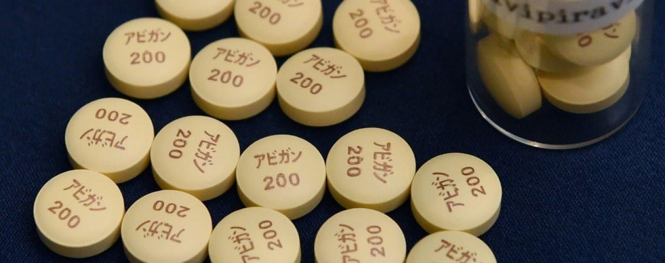 Из Японии в Украину привезут более 12 тысяч экспериментальных таблеток для лечения коронавируса