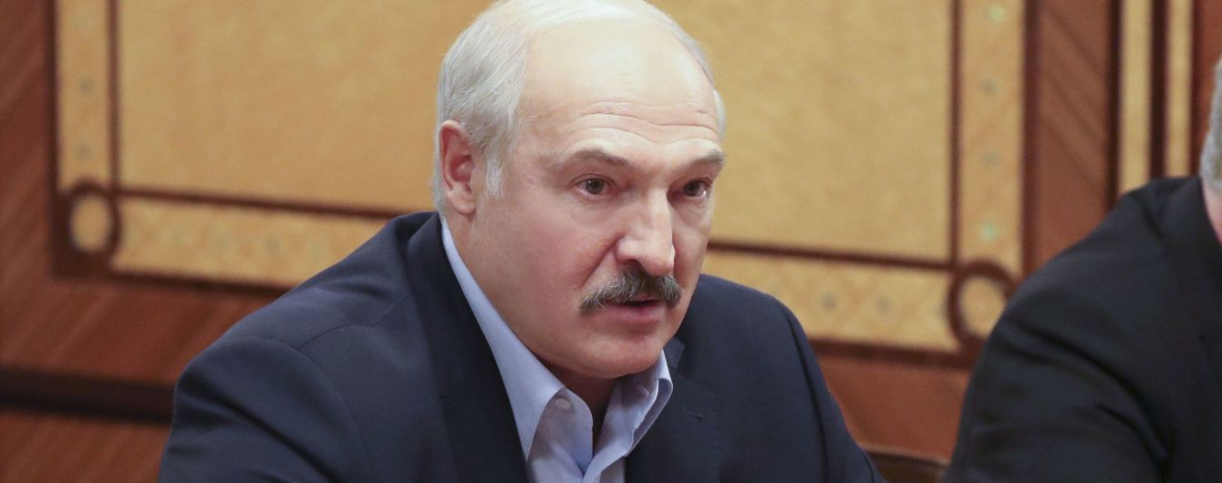 """Лукашенко звинуватив """"ляльководів з Росії"""" у впливі на вибори в Білорусі"""