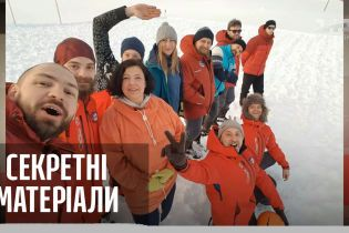 Справжній карантин в Антарктиді – Секретні матеріали