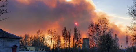 Фото из апокалипсиса: репортаж из охваченной огнем Чернобыльской зоны