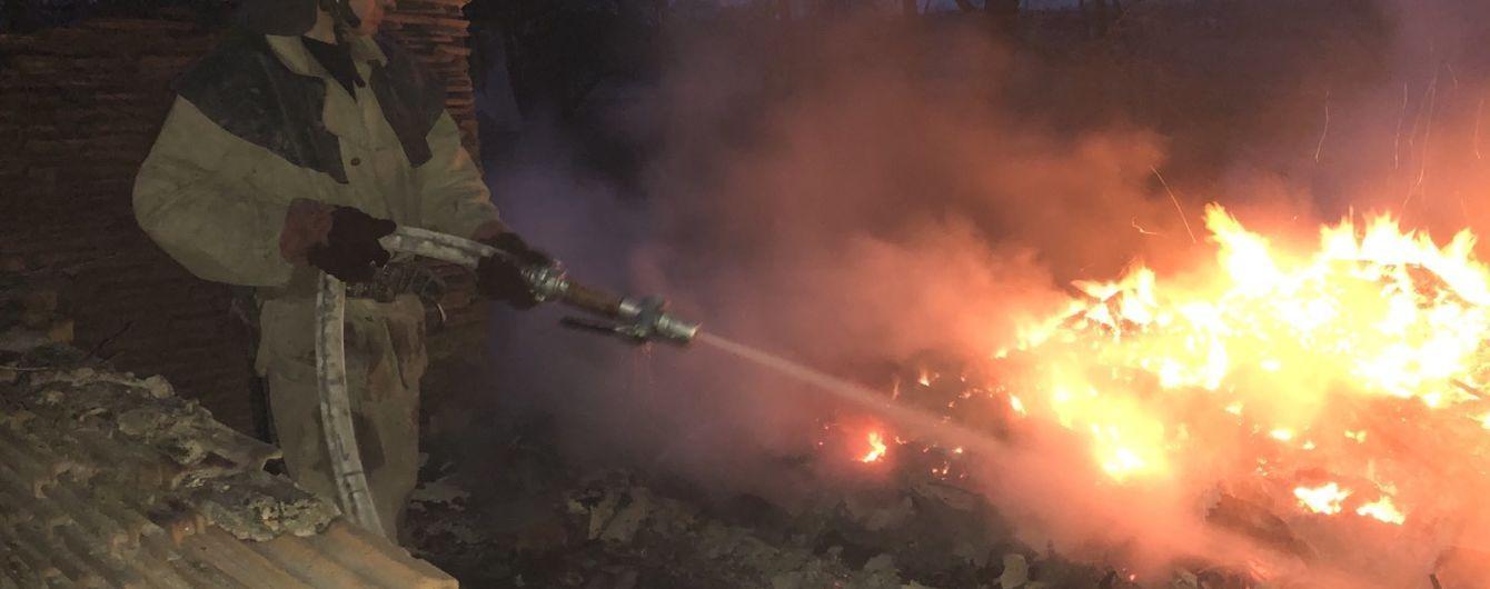 Аваков спрогнозировал, когда потушат пожары в Житомирской области