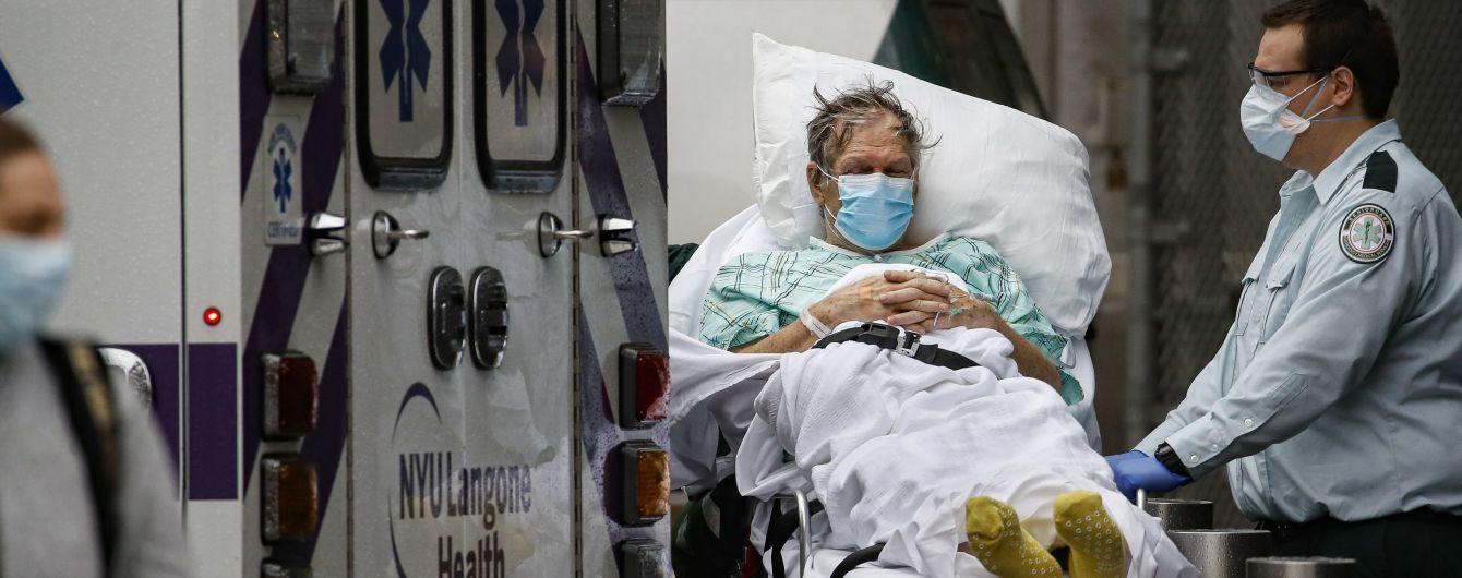 Инфицированные коронавирусом пациенты умирают, не дождавшись осмотра врачом – медик из Нью-Йорка