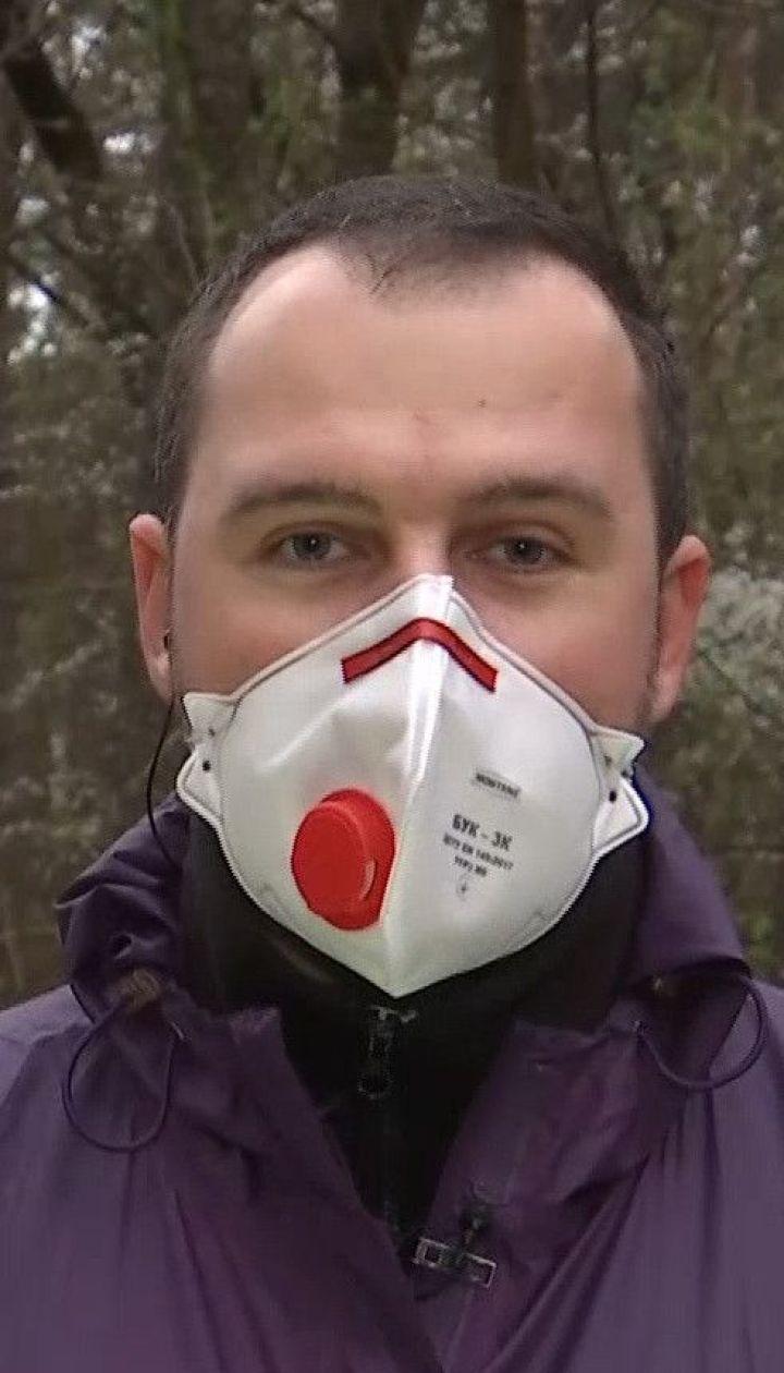 Корреспондент - о пожаре в Чернобыле и штрафовании поджигателей – прямое включение