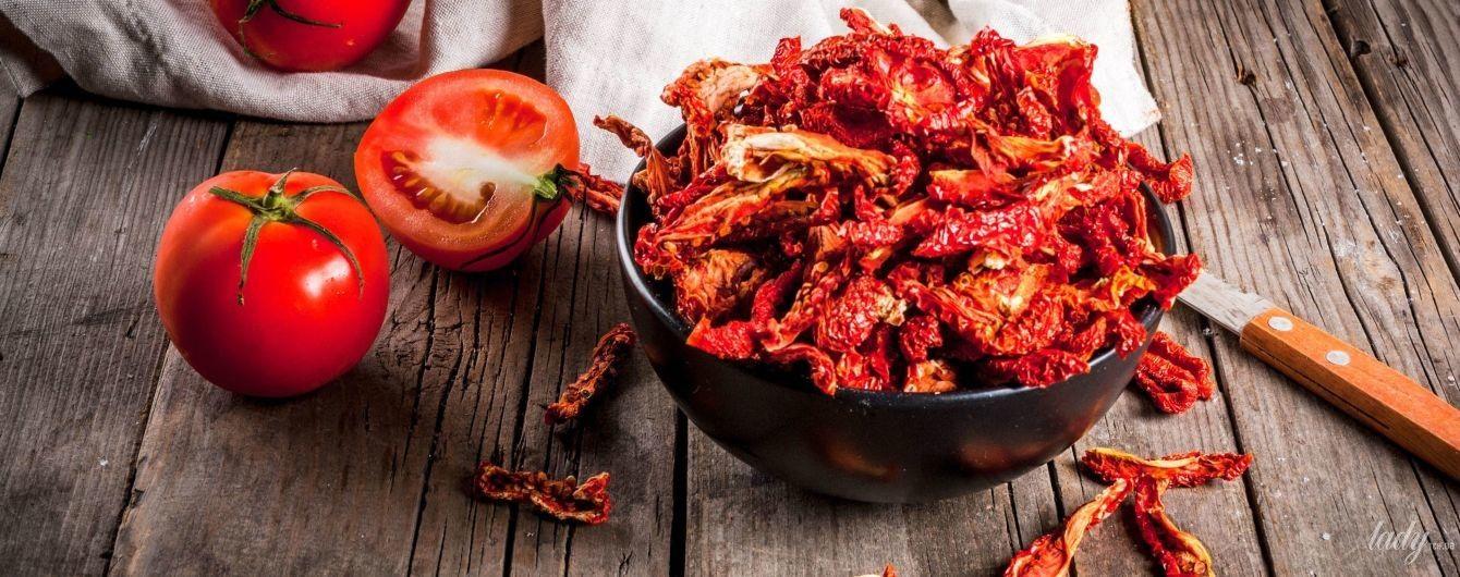 В'ялені помідори: секрети домашнього приготування