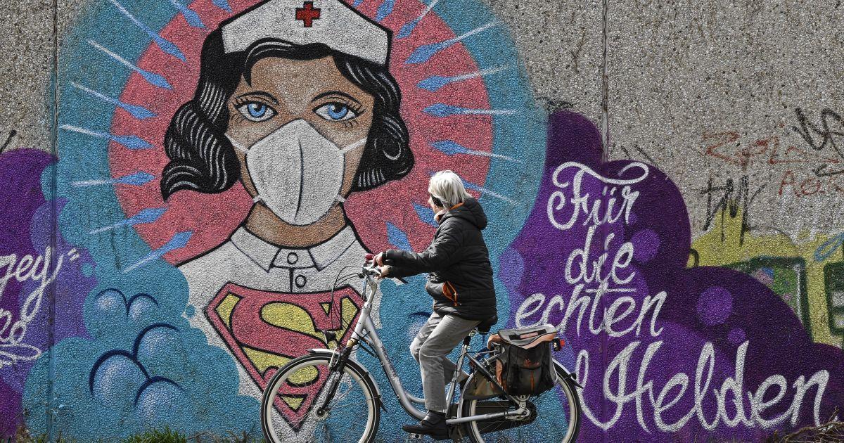 У Німеччині кількість інфікованих коронавірусом перевищила мільйон осіб
