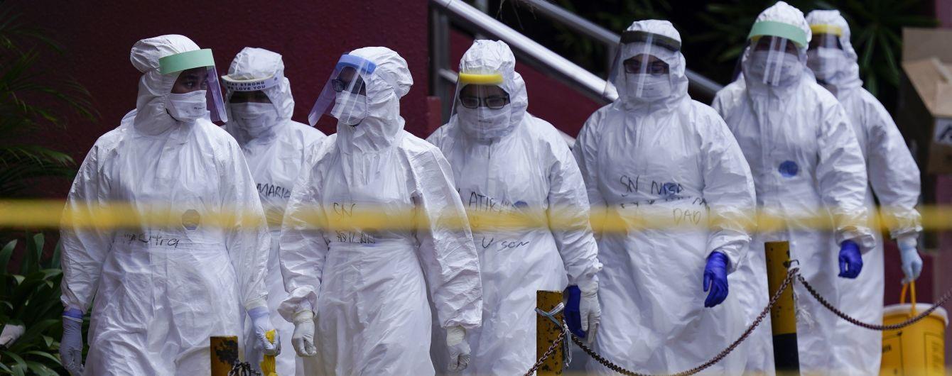В мире коронавирусом заразились уже более 2,5 миллиона человек