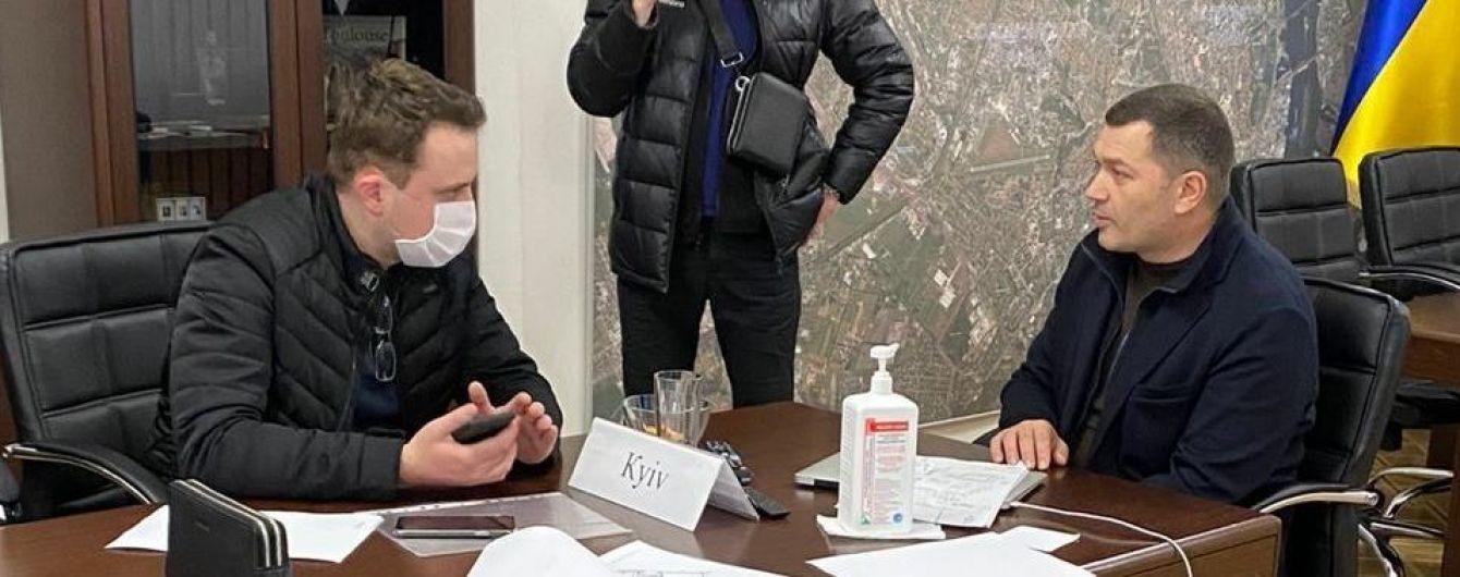 В Киеве на взятке в 125 тысяч долларов поймали первого заместителя Кличко