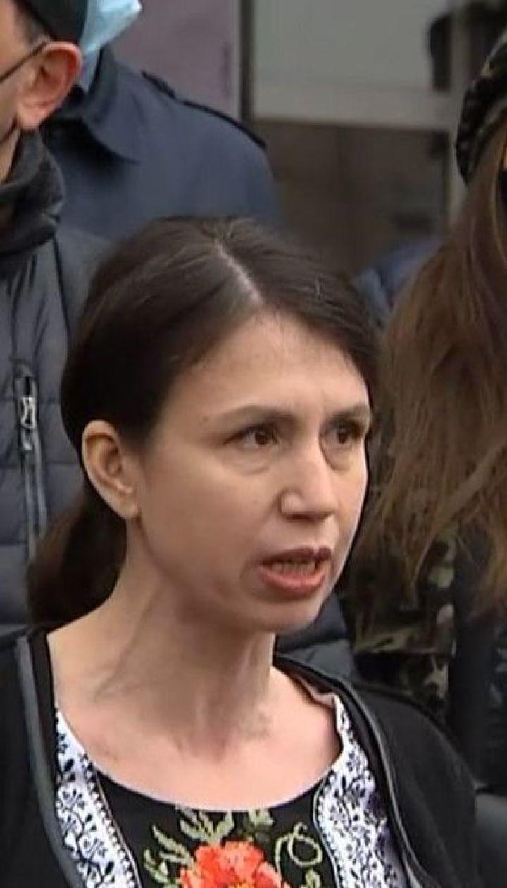 Мера пресечения Чорновол: бывшая депутат заявила об отводе судьи