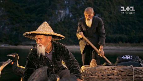 """Живі вудки для китайських рибалок — дивіться у новому випуску проекту """"Світ навиворіт"""""""