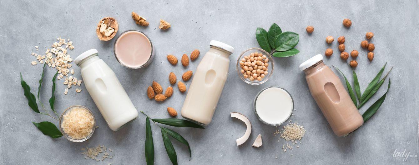 Рослинне молоко чи тваринне? Що корисніше?