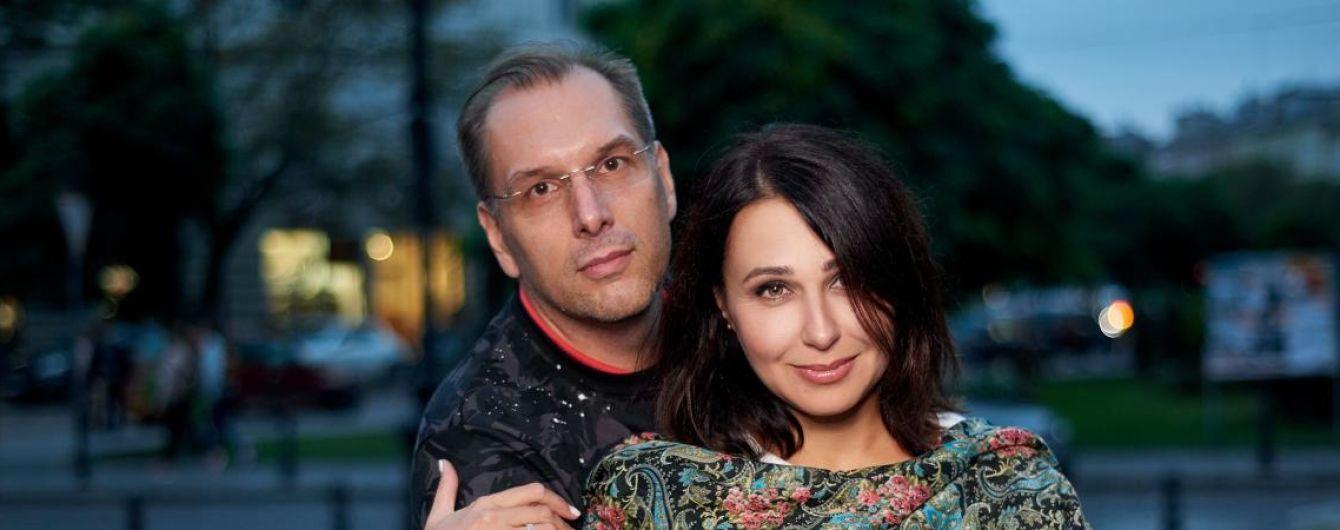 Наталья Мосейчук ко Дню влюбленных поделилась своей романтической историей любви