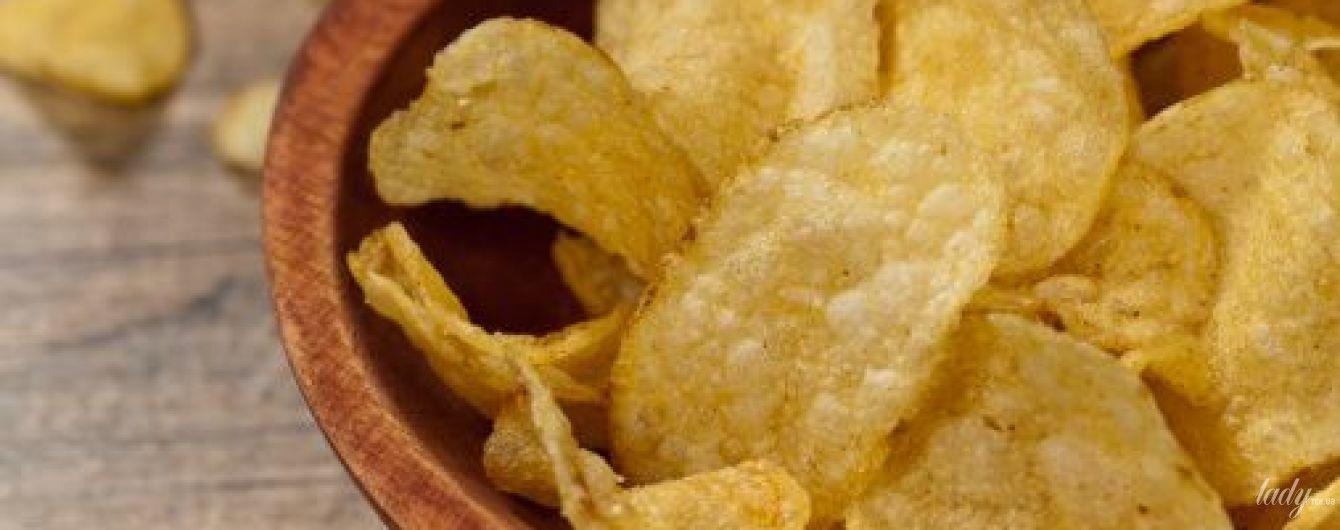 5 интересных фактов о пользе и вреде чипсов