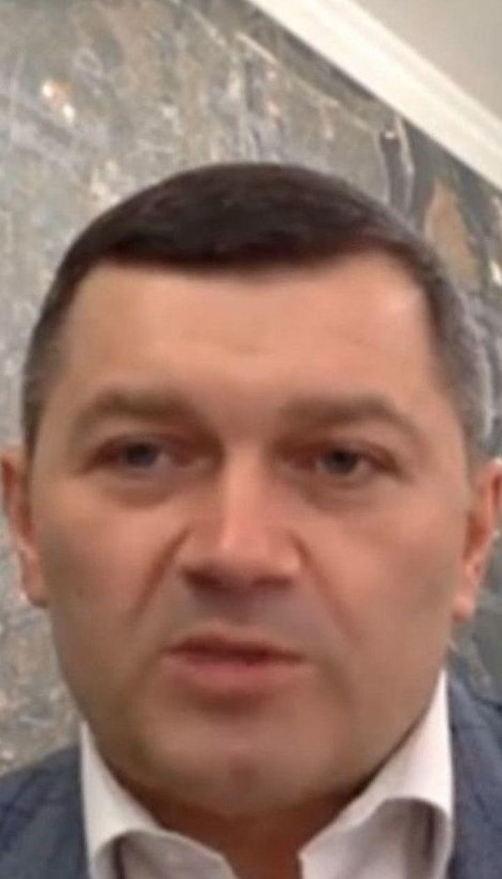 Перший заступник Віталія Кличка заперечує підозри у вимаганні грошей
