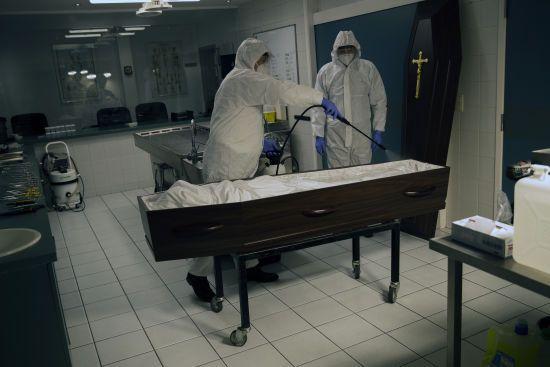 9,1 мільйона доларів додадуть США Україні для боротьби з коронавірусом