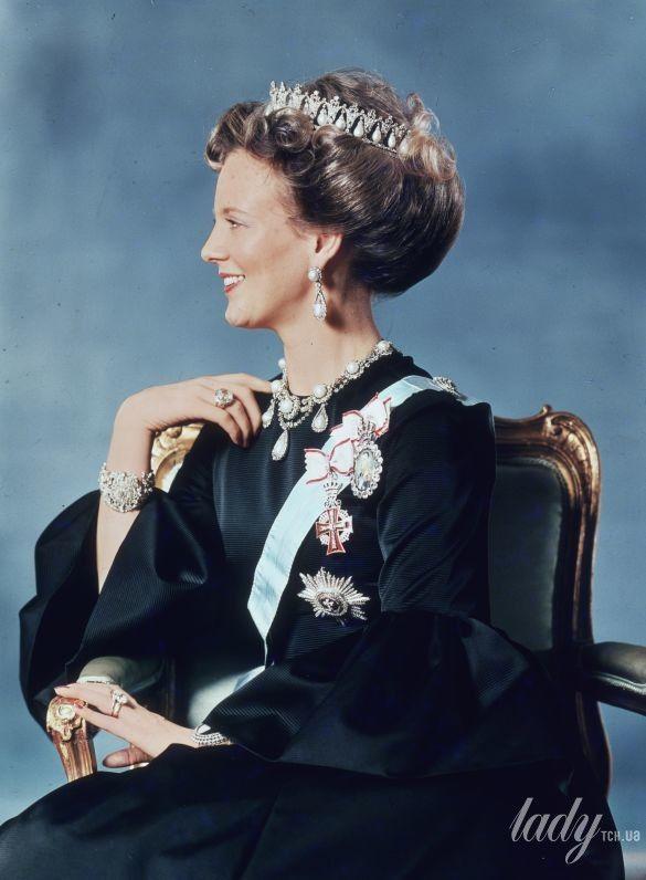 Королева Маргрете II_7