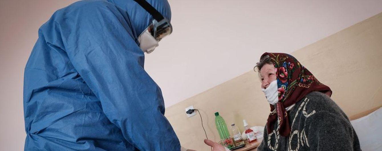 Коронавирус в Украине: количество инфицированных и ситуация в областях по состоянию на 16 апреля