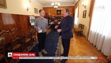 Проверка Кропивницкого – общаемся с мэром города
