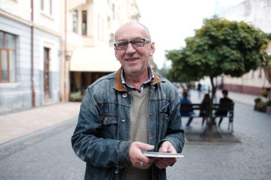 Відомий український письменник Олександр Ірванецьпроведе онлайн-зустріч спільно з BookForum