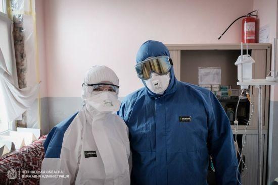 У Чернівецькій області за добу померло 5 людей з підозрою на коронавірус