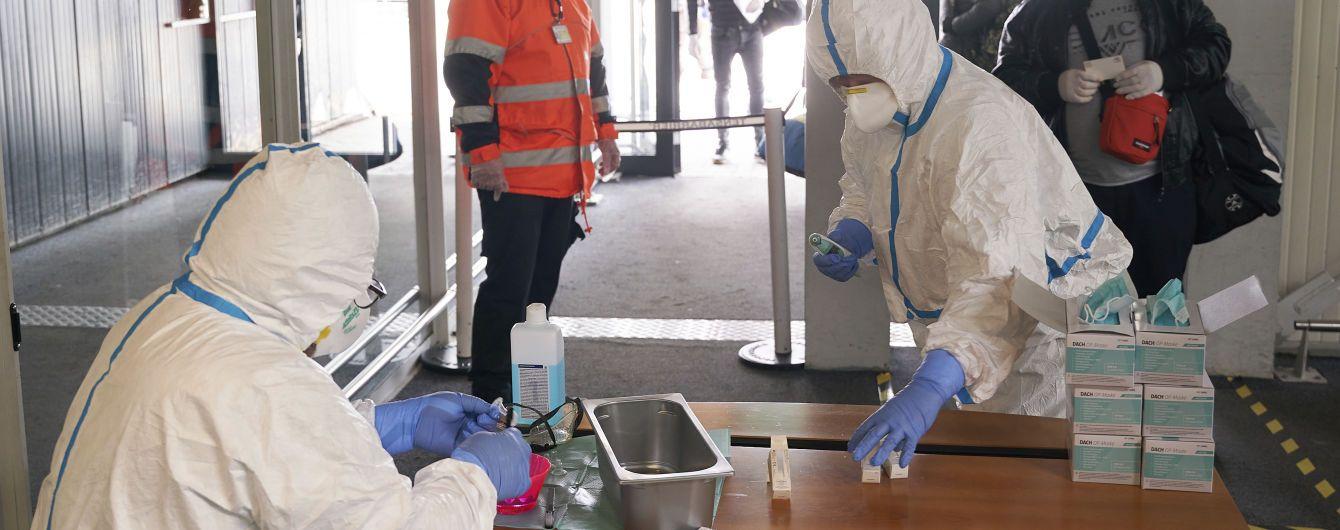 Германия вводит обязательное тестирование на коронавирус для граждан ряда стран: Украина в списке