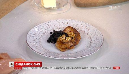 Куриное филе с овсянковым пралине – Овсянковые завтраки с Евгением Клопотенком