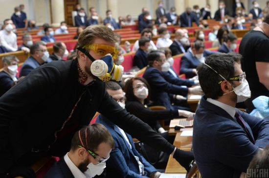 Рада проголосувала за спецпроцедуру розгляду банківського законопроєкту