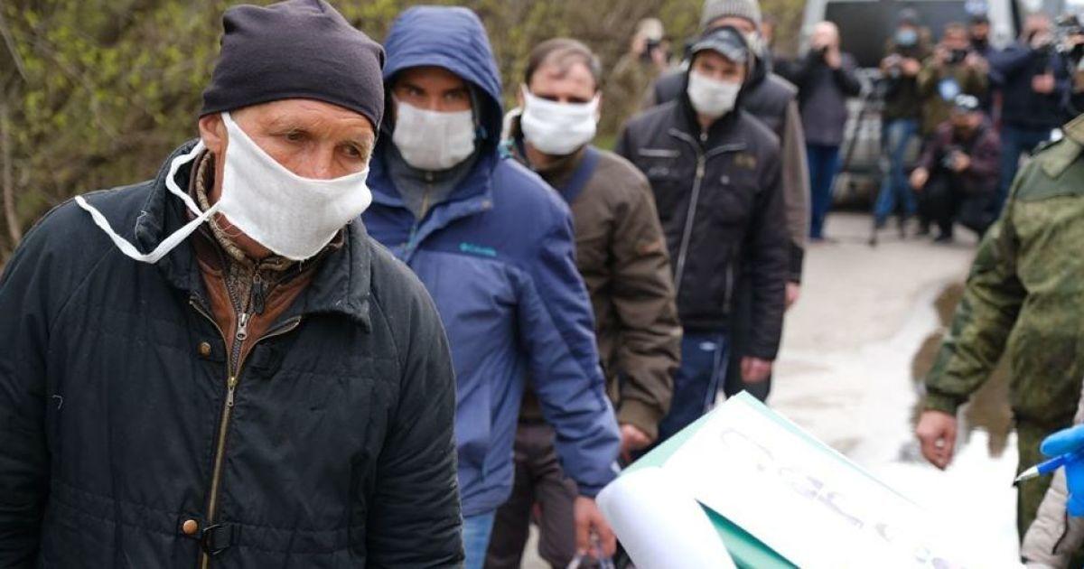 """Терористи """"Л/ДНР"""" заявили, що передадуть в односторонньому порядку Україні кількох полонених"""