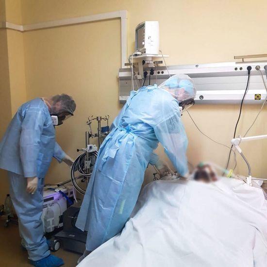 У Києві від коронавірусу помер 60-річний чоловік