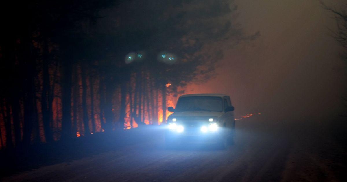 Пожажі в Житомирській області (Фото: Віталій Юшкевич)