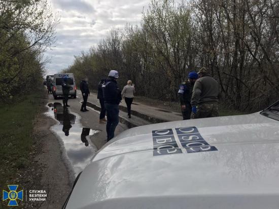 Звільнених з полону терористів українців відправили на обсервацію