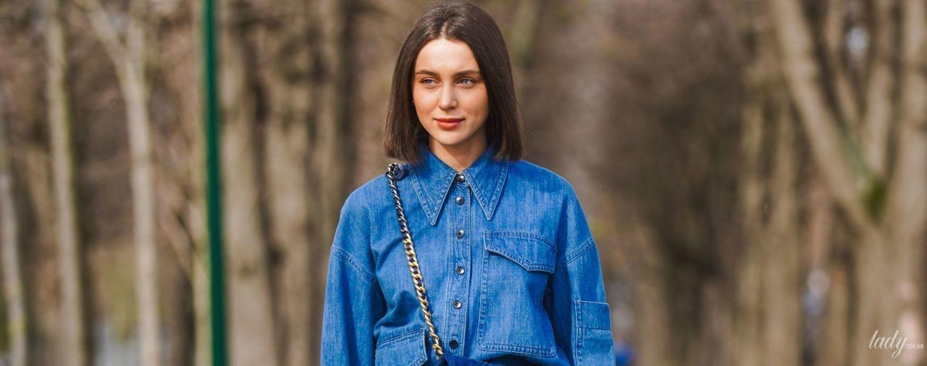 Джинсова тенденція: модні речі з деніму