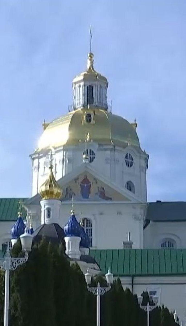 У священника и трех хористов Почаевской Лавры подтвердили коронавирус