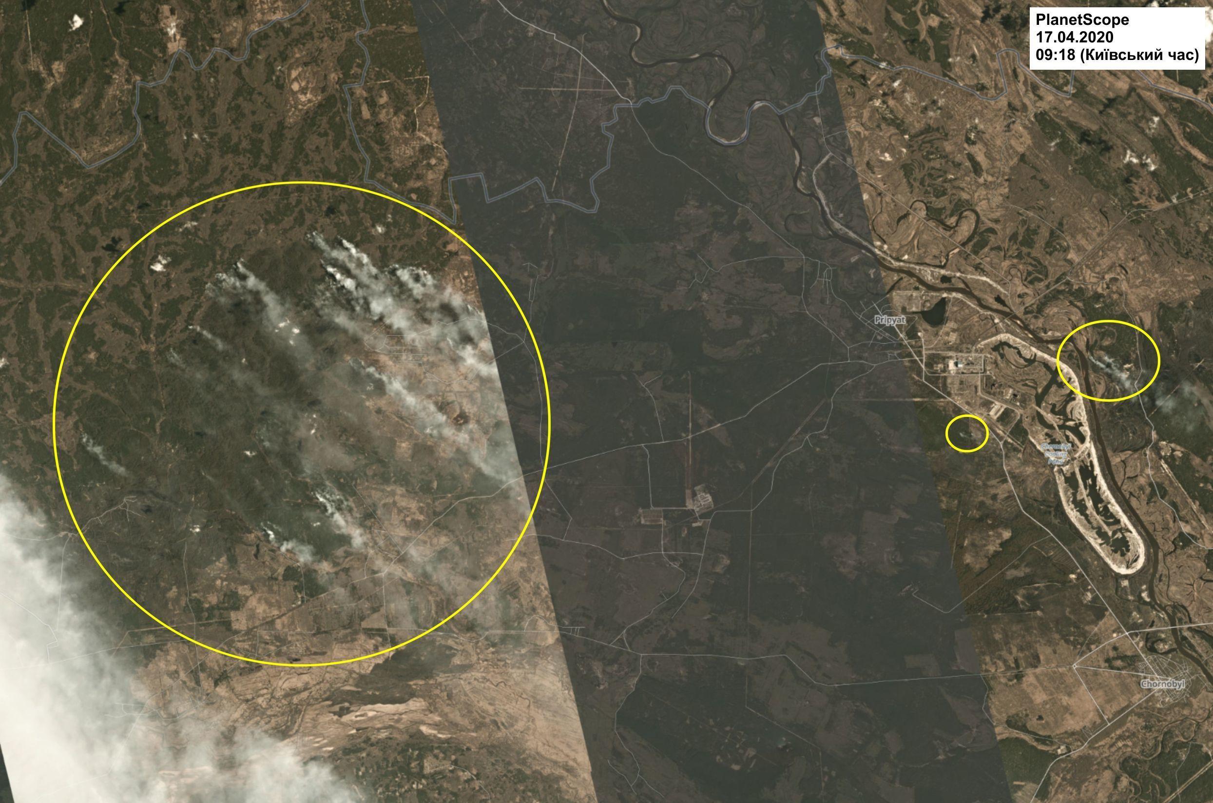 Оренбургская область фото со спутника