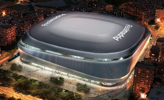 """Стадіон майбутнього: """"Реал"""" показав, як зміниться """"Сантьяго Бернабеу"""" після реконструкції"""
