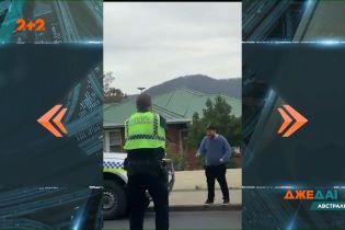 В Австралии мужчина вооружился ножом и пытался ограбить аптеку
