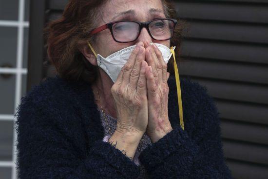 Заражень коронавірусом у Європі вже понад два мільйони - ВООЗ