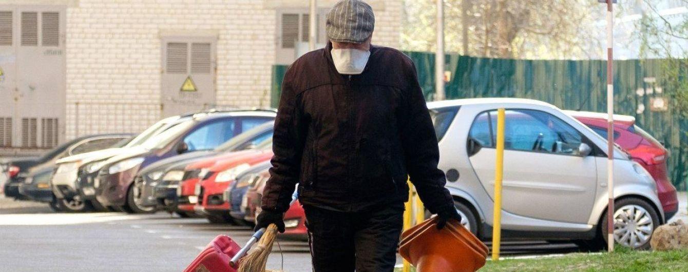 У шести областях Україні за добу не виявили жодного випадку коронавірусу