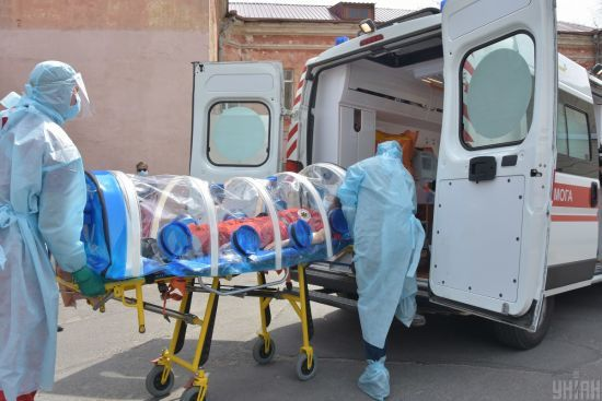 У Чернівецькій області за добу від коронавірусу померло троє людей